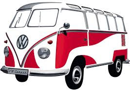 lego volkswagen t1 camper van vw t1 red u0026 white classic large wall sticker large wall stickers