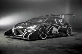 peugeot makes peugeot 208 t16 pikes peak race car revealed autoevolution