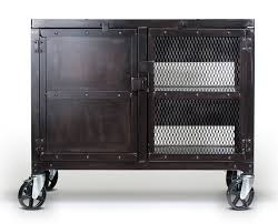 Metal Bar Cabinet Rolling Cart Kitchen Cart Mini Bar Bar Cart Rolling Home