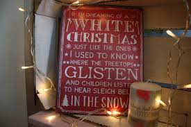 i m dreaming of a i m dreaming of a white christmas metal sign always and forever