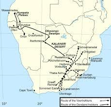 Angola Map Afrikaner Page