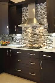 espresso kitchen cabinets with white countertops kitchen cabinets with light countertops home designs