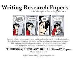psychology essay sample free psychology essay research paper          APA Style