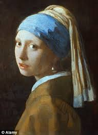 vermeer pearl earring so who is the girl with the pearl earring how technology created