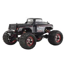 monster truck nitro games amazon com kyosho mad force kruiser 2 0 nitro powered assembled