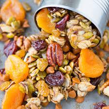 maple pumpkin fall harvest trail mix trail mix recipe