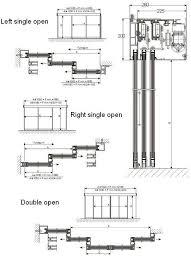 sliding glass door manufacturers list best 25 automatic sliding doors ideas on pinterest sliding door