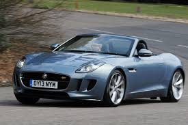 Jaguar F Type Official Pictures Auto Express Jaguar F Type V6s Pictures Jaguar F Type V6s Front Tracking