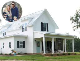 custom farmhouse plans sugarberry cottage 5 houses built with same popular plan
