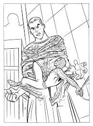 coloring pages for spiderman elegant spiderman colouring pages