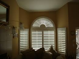 decorating covering you window with smart sunburst shutters ideas