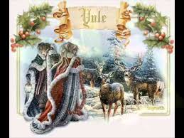 yule winter solstice winter festivals saturnalia pagan witch