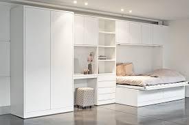 armoire bureau intégré d hondt interieurarmoire sur mesure avec lit et bureau intégrés