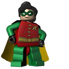 robin lego batman clipart png