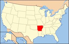 us map of arkansas file map of usa ar svg wikimedia commons
