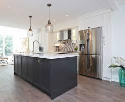 contemporary kitchen design and renovation in richmond hill