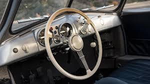 porsche 356 coupe video jay leno gets to experience the 1951 porsche 356 sl gmund