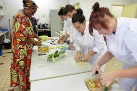 cours de cuisine africaine lp le grand arc albertville nouvelles