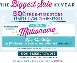 best online deals black friday canada old navy canada black friday sale u0026 deals 50 off the entire