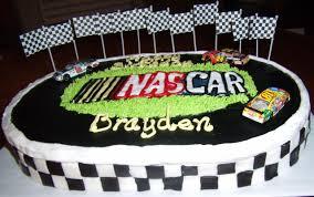 nascar cakes u2013 decoration ideas little birthday cakes