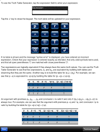 truth table validity generator truth table generator apps 148apps