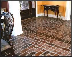 9 best brick floors images on brick flooring brick