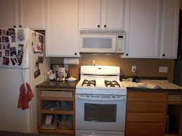 Best  Painting Oak Cabinets White Ideas On Pinterest Painted - White oak kitchen cabinets