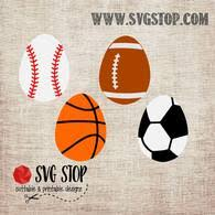 sports easter eggs shop easter page 1 the svg stop