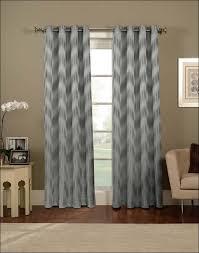 Grey White Curtains Bathroom Magnificent Zig Zag Curtain Panels Steel Grey Curtains