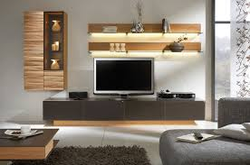 livingroom units awesome white brown wood glass cool design contemporary tv wall