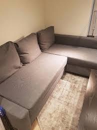ikea friheten corner sofa bed with storage in islington london