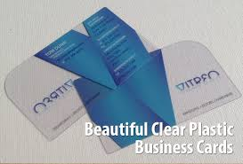 Plastic Business Card Printing Custom Plastic Card Printing Starting At Only 129 Full Color