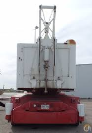 link belt hc 108 crane crane for in amarillo texas on cranenetwork com