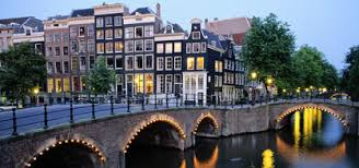 Getting To Amsterdam From The United Kingdom