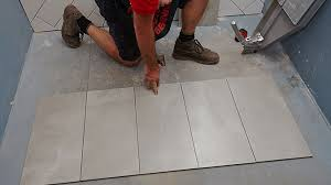 Laying Ceramic Floor Tile How To Lay Floor Tiles Bunnings Warehouse