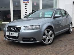 used audi a3 2007 for sale motors co uk