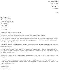 how to write a letter of resignation due to retirement resignation letter exle due to family illness icover org uk