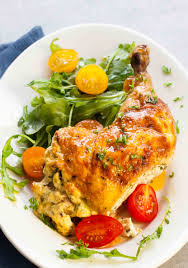 stuffed chicken for thanksgiving ricotta stuffed chicken recipe simplyrecipes com