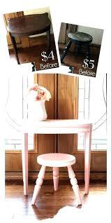 kidkraft princess table stool hookonmedia com page 38 kidkraft vanity table and stool black