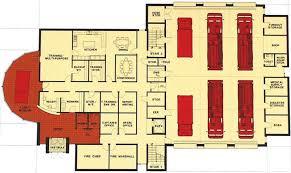 Fire Department Floor Plans First Floor Plan Fire Department Pinterest Floor Plans And