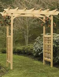 wedding arch blueprints wood wedding arches pictures backyard wedding wood arbor arch
