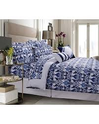 Egyptian Cotton King Duvet Cover Savings On Catalina 5 Piece Egyptian Cotton Percale Printed Duvet