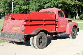 ford f5 fire truck for sale