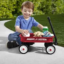 Radio Flyer Wagons Used How To Tell Age Radio Flyer Kids Little Red Toy Wagon Walmart Com