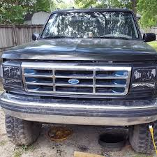 Ford F150 Truck 1995 - 1995 4x4 project truck used ford f 150 for sale in pensacola
