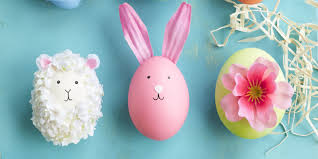 how to make an adorable lamb easter egg easy diy flower and