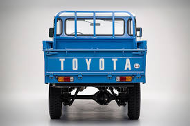 land cruiser pickup 1974 toyota land cruiser fj45 pickup hiconsumption