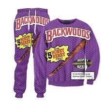 honey clothing backwoods honey berry blunts tracksuit wearyourface