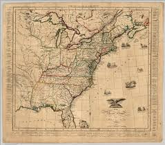 Maps Of United States by Map Of United States U2013 War Of 1812 Maps Pinterest