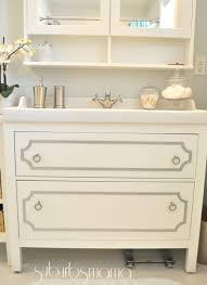 attractive furniture for bathroom and kitchen decoration with ikea